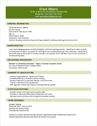 Curriculum Vitae Build A Good Resume Public Speaking Skills