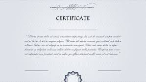 20 Certificate Of Recognition Templates Pdf Word Free