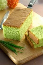 Resep Kue Bolu Kukus Pandan Mekar Dan Sederhana Resep Kue Kering