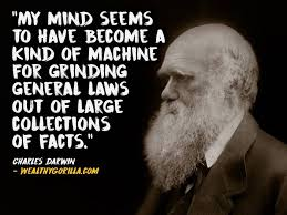 40 Inspirational Charles Darwin Quotes Wealthy Gorilla Beauteous Darwin Quotes