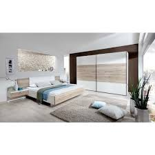 Wiemann Arizona Schlafzimmer Weißsantana Eiche