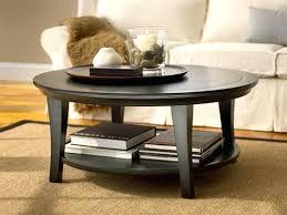 black coffee table ikea round coffee table shelves round black coffee table ikea