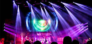 image of ceiling led stage lighting