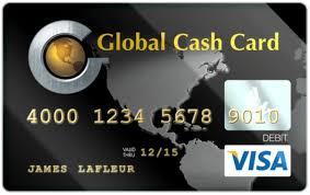 global cash card information