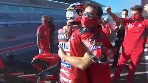 Andrea Dovizioso lascia Ducati:
