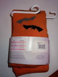 Old Navy Sock Size Chart Details About Old Navy Girls Heavy Orange Tights With Bats Halloween Size 6 12 Months Nip