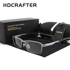<b>HDCRAFTER TR90 17g Lightweight</b> Glasses Frame Myopia ...