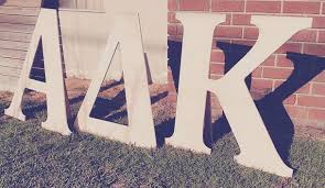 Wooden Letters Design Design Wood To Use For 3ft Sorority Letters Woodworking Stack