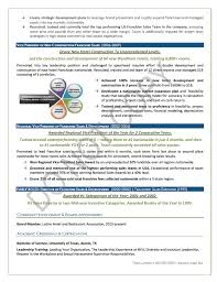 awards for resume award winning executive resume sample vp resume writing services