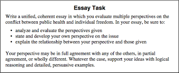 audience and purpose the secret mission in the act essay act essay task