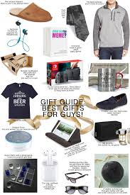 best gifts for guys