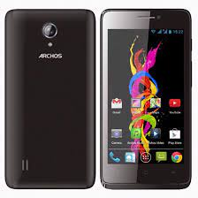 Archos 45 Titanium, 3G, 4GB, Archos 45 ...