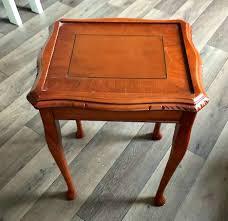 diy shabby chic coffee table idea