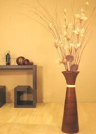 floor vase decoration ideas