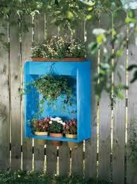 fence planters fantastic free plans