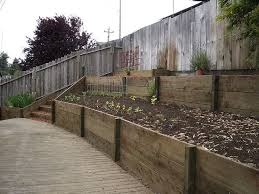 backyard retaining wall new retaining wall ideas aol image search results