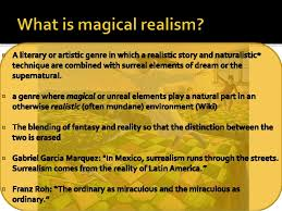 magical realism definition and characteristics