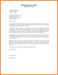 Brilliant Ideas Of Example Of Business Letter Block Style For Your