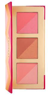 sephora blushing for you blush palette nib geometricolor holiday blockbuster set makeup kit