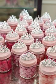 princess crown party favors