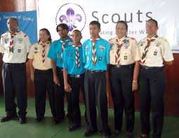 ST. STANISLAUS COLLEGE, GEORGETOWN, GUYANA.: Saints Scouts at the ...