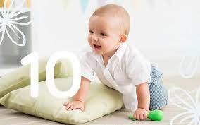 Lịch sinh hoạt cho bé 10 tháng tuổi ăn no – ngủ đủ - chơi vui