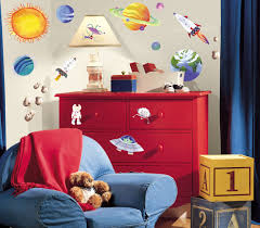 outer space wall stickers planets and solar system