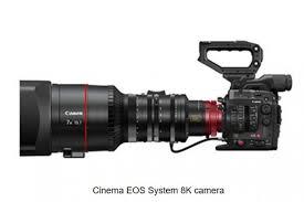 Canon Video Camera Comparison Chart Canon New 120mp Dslr And A Cinema 8k Camera Pro Video