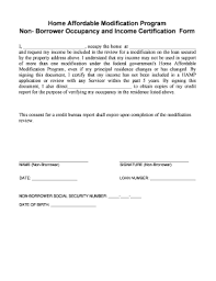 Non Borrower Credit Authorization Fill Online Printable Fillable