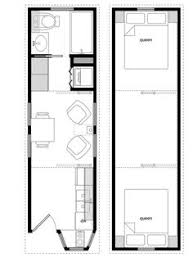 Small Picture A sample from the book Tiny House Floor Plans 8x20 Tiny House