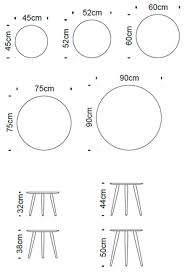 round coffee table dimensions shapeyourminds