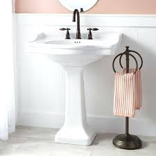 bathroom pedestal sink pedestal sink sinks how to choose the perfect sinks for your luxury bathroom