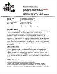 Assistant Administrative Assistant Summary For Resume Sample