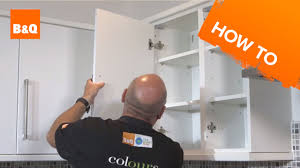 Kitchen Unit Doors For How To Replace Kitchen Unit Doors Youtube