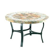 stone top patio table round outdoor dining table stone top patio table stone patio table outdoor