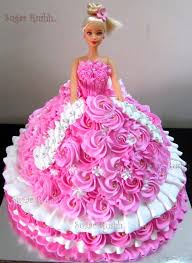 Massive Barbie Barbie Doll Cakes Barbie Birthday Cake Birthday