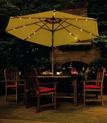 solar power umbrella light creative of patio umbrellas with solar lights solar powered umbrellas light up
