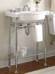 Console Sink With Metal Legs Ideas On Foter Bathroom Console Console Sink Console Sinks
