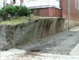 low cost retaining wall retaining wall retaining wall repair gallery of failed retaining walls