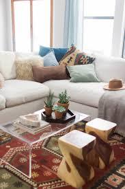 layered global living room