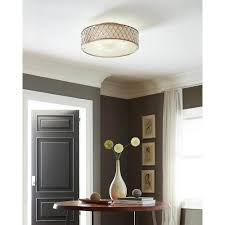 Feiss Lucia 3 Light Semi Flush Mount Feiss Lucia 30 In W 6 Light Burnished Silver Ceiling Fixture