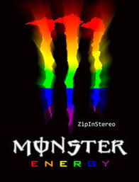 pink monster energy logo wallpaper.  Logo Monster Rainbow Logo By ZipInStereo On DeviantART Energy Drinks  Logo Intended Pink Wallpaper P