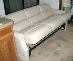 rv sofas for furniture flexsteel motorhome sofa replacement remodel 7 dinette replaced by lazyboy recliners and intended plans 9