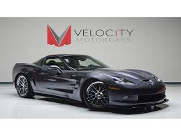 2009 Chevrolet Corvette ZR1 for sale in Nashville, TN | Stock ...