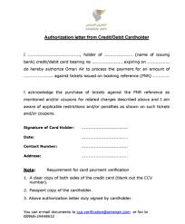 Recurring Payment Authorization Form Recurring Payment Authorization Form Sample Credit Card