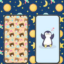 Cute Wallpapers 💜 Kawaii for Android ...