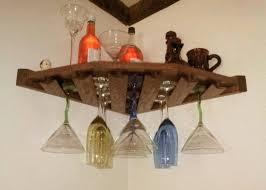 wall mounted stemware racks wall mounted wine glass rack wall