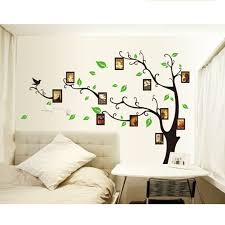 new 3d diy family tree photo frame wall stickers home decor living room bedroom mural tree branch self adhesive wall art decals in wall stickers from home  on wall art stickers family tree with new 3d diy family tree photo frame wall stickers home decor living