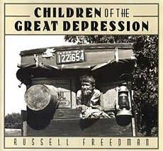 life during the great depression best books for kids children of the great depression a stirring photo essay about life during the great depression especially focusing on children by russell dman