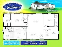 3 bedroom double wide mobile home 3 bedroom double wide trailer double wide manufactured home floor
